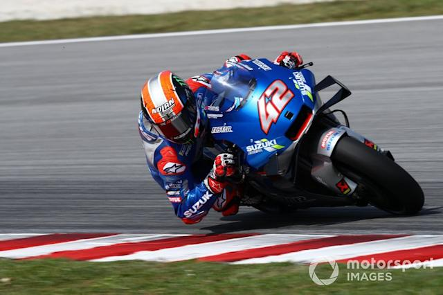 """2020: Alex Rins <span class=""""copyright"""">Gold and Goose / Motorsport Images</span>"""