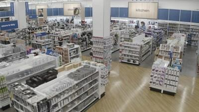 Bed Bath & Beyond Inc. today announced another step in its $250 million technology transformation with the selection of RELEX Solutions as its inventory management technology partner. Pictured here is a Bed Bath & Beyond store in Watchung, NJ.