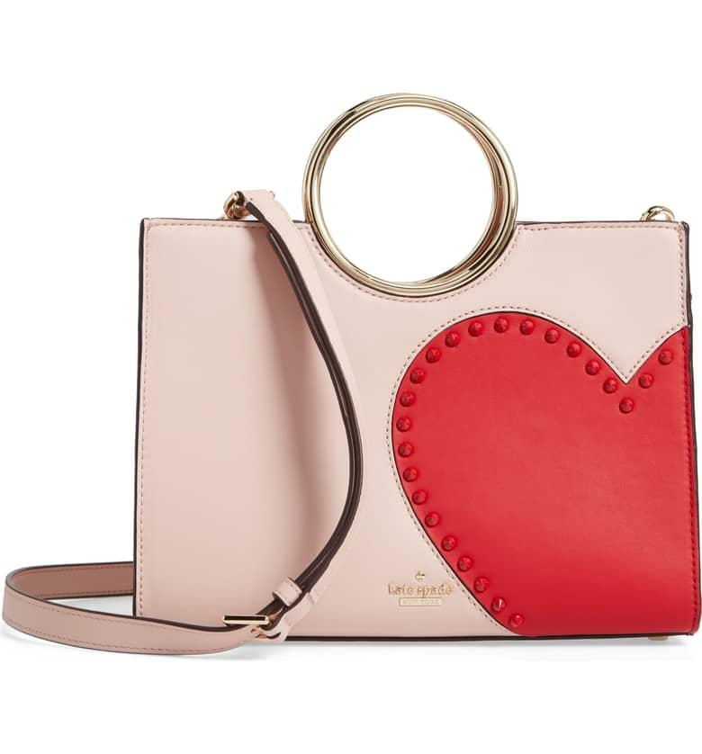 "<p><strong>SHOP IT: <a rel=""nofollow"" href=""https://fave.co/2Tz3ASb"">Kate Spade $328</a></strong> </p>"