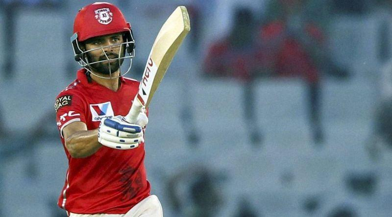 Vohra opened in many games for KXIP