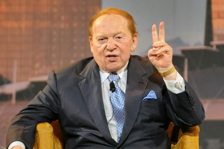 Sheldon Adelson was a supporter of the Republican party in the United States and involved himself in politics in Israel