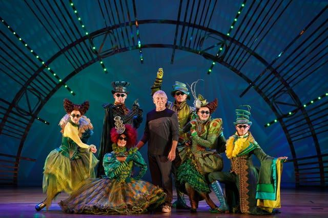 15th anniversary of Wicked