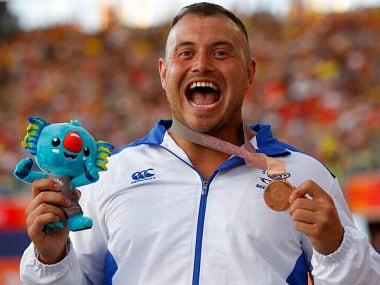 Tokyo Olympics 2020: Hammer thrower Mark Dry's dreams pulverised by silly fib about going fishing