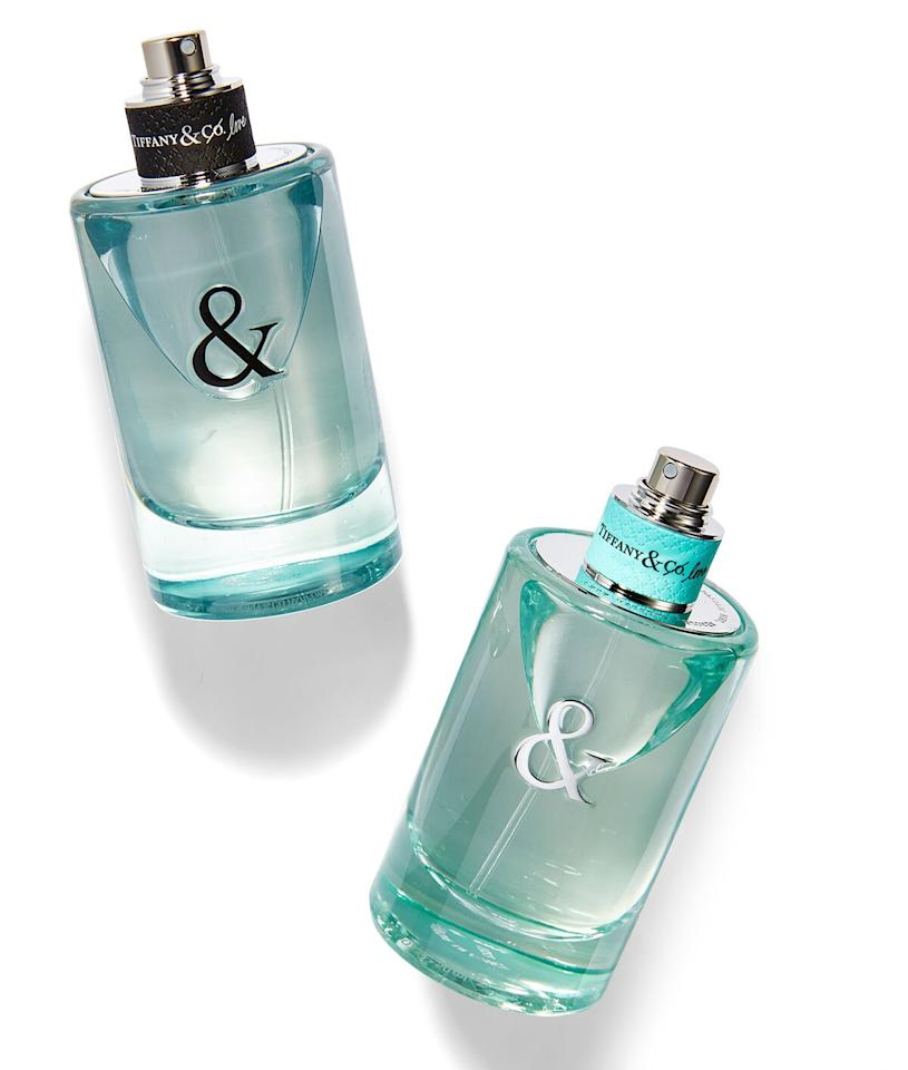 """Studies have long shown a powerful connection between scent and memory, which may be one reason why nearly 10 percent of people, according to a 2017 Statista survey, give perfume or cologne on Valentine's Day. These Tiffany & Co. fragrances have similar woodsy notes—so they are great alone or paired together.  <b>Buy It!</b>Tiffany & Love for Him, $77, and Tiffany & Love for Her, $105; <a href=""""https://click.linksynergy.com/deeplink?id=93xLBvPhAeE&mid=13867&murl=https%3A%2F%2Fwww.bloomingdales.com&u1=PEO%2C6WaystoUpgradeValentine%27sDay%2Cllieberman1271%2CUnc%2CGal%2C7629149%2C202002%2CI"""" target=""""_blank"""" rel=""""nofollow"""">bloomingdales.com</a>"""