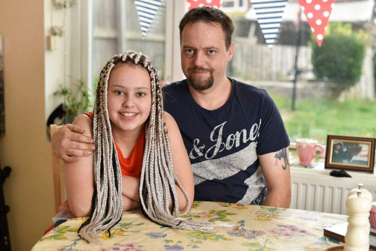 White Teen Sent Home From School For Braids Dad Blames Racism