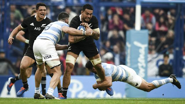 Argentina kept New Zealand scoreless for the second half of their Buenos Aires showdown, but could not avoid a Rugby Championship defeat.