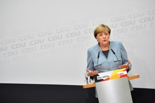 Merkel's Wins, But Victory Felt Like Losing