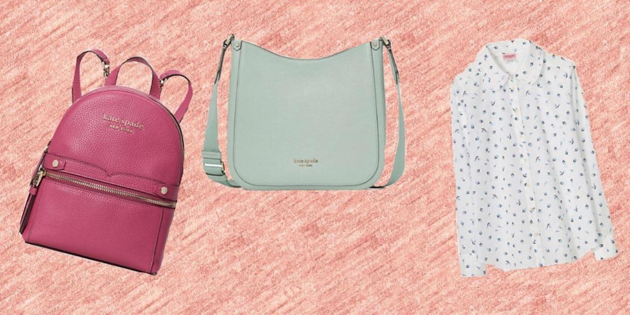 So much cuteness, one great sale. (Photo: Kate Spade)