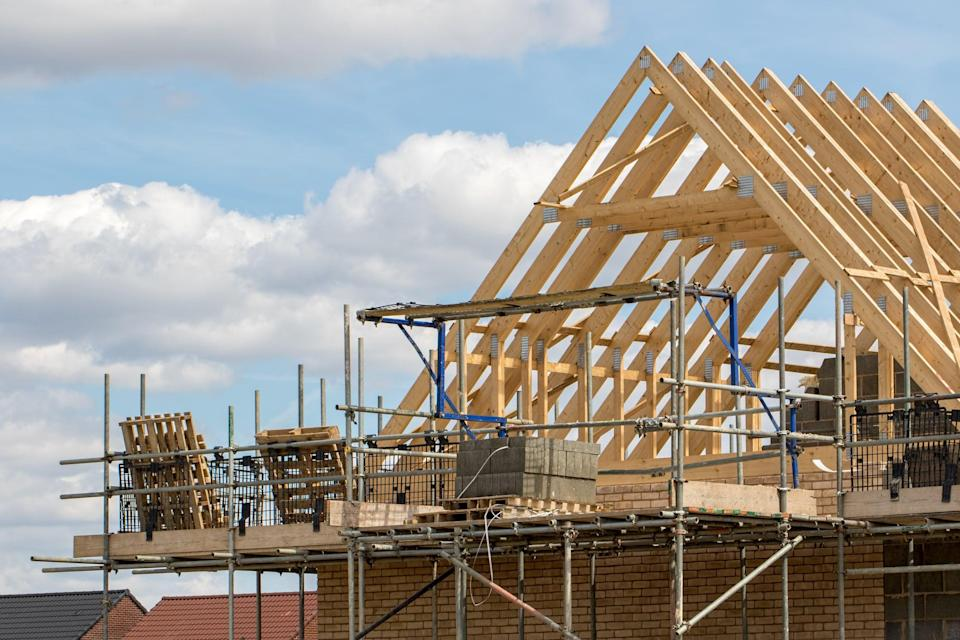 The reforms would see developments in some areas given automatic planning permission (Getty/iStockphoto)