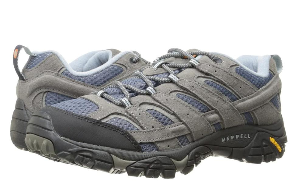 merrell, hiking shoes