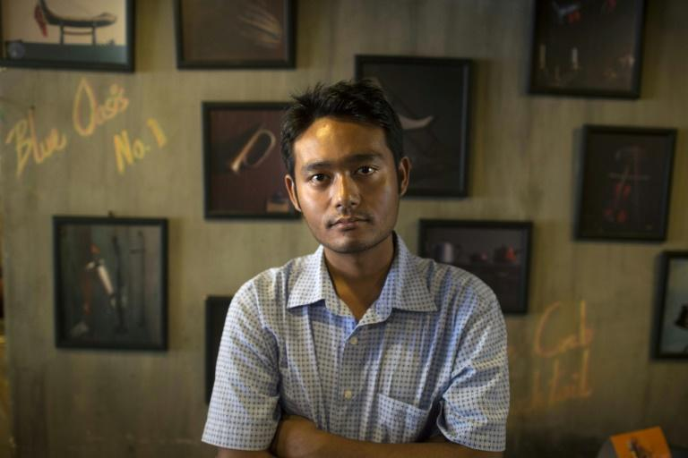 Maung Saungkha and other activists are concerned about a spike in defamation prosecutions