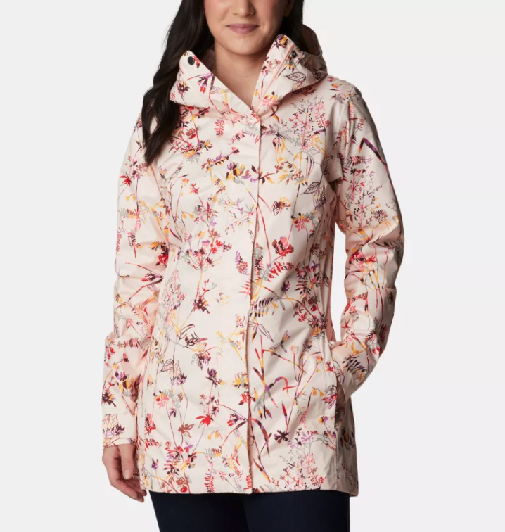 Women's Splash A Little II Jacket. Image via Columbia.