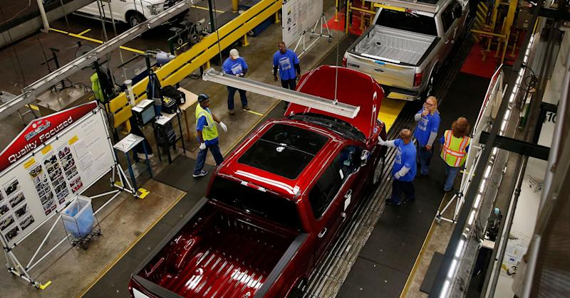 Ford recalls 2 million F-150 trucks due to seat belt fires