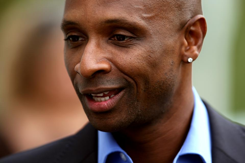 Andy Abraham has returned to work in refuse collection. (Photo by Jon Buckle - PA Images via Getty Images)