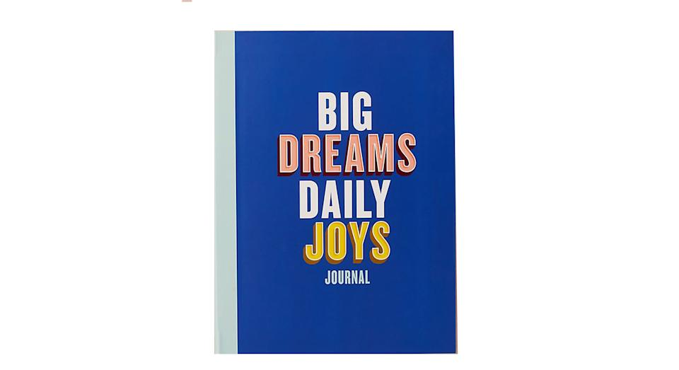 Abrams & Chronicle Big Dreams Daily Joys Journal