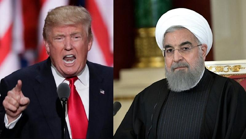Donald Trump Instructs US Navy to 'Shoot Down' Iranian Gunboats If They Harass American Ships