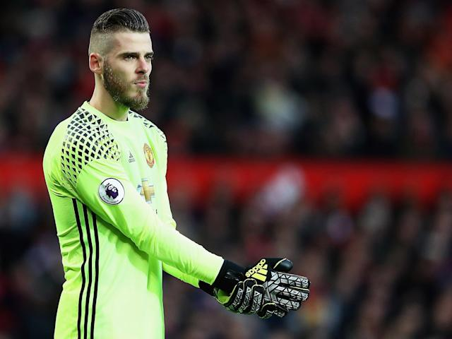 United want five but keeping De Gea is their priority: Getty Images