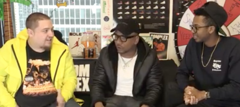 CyHi the Prynce Says 'Cruel Winter' Is 'Really Done,' Talks Kanye and Drake Project and His Debut Album