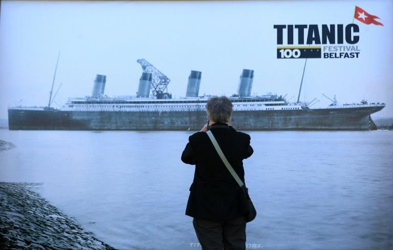 "Built by Harland and Wolff, the Titanic was the largest and most luxurious passenger vessel of its time and described as ""unsinkable"""