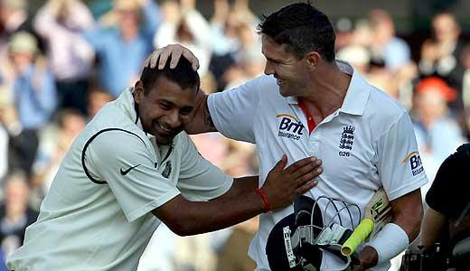 It was a day to cherish for PK and KP. But it's advantage England for now.