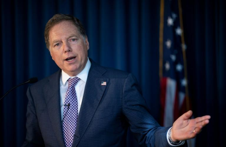 Powerful New York Southern District attorney Geoffrey Berman, who prosecuted Trump's former lawyer, has been sacked