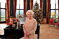 """<p>According to the <a href=""""https://www.royal.uk/royal-family-christmas-0"""" rel=""""nofollow noopener"""" target=""""_blank"""" data-ylk=""""slk:royal family's website"""" class=""""link rapid-noclick-resp"""">royal family's website</a>, the Queen donates money to several charities in Windsor each Christmas, as well as giving Christmas trees each year to <a href=""""http://www.westminster-abbey.org/"""" rel=""""nofollow noopener"""" target=""""_blank"""" data-ylk=""""slk:Westminster Abbey"""" class=""""link rapid-noclick-resp"""">Westminster Abbey</a>, <a href=""""https://www.stpauls.co.uk/"""" rel=""""nofollow noopener"""" target=""""_blank"""" data-ylk=""""slk:St. Paul's Cathedral"""" class=""""link rapid-noclick-resp"""">St. Paul's Cathedral</a>, <a href=""""http://www.stgilescathedral.org.uk/"""" rel=""""nofollow noopener"""" target=""""_blank"""" data-ylk=""""slk:St. Giles' Cathedral"""" class=""""link rapid-noclick-resp"""">St. Giles' Cathedral</a>, and the<a href=""""http://www.canongatekirk.org.uk/"""" rel=""""nofollow noopener"""" target=""""_blank"""" data-ylk=""""slk:Canongate Kirk"""" class=""""link rapid-noclick-resp""""> Canongate Kirk </a>in Edinburgh. """"Churches and schools in the Sandringham area will also receive a tree from Her Majesty,"""" the website says. </p>"""