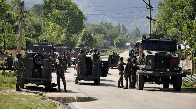 Powers Vested Under AFSPA 1990 Were Exceeded During Operation Amshipora in Shopian, Disciplinary Proceedings Initiated Against Accused, Says Defence PRO