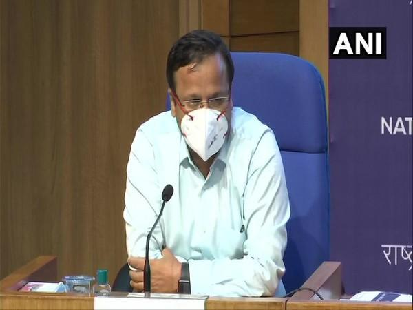 Joint Secretary of MoHFW Lav Aggarwal. (Photo/ ANI)