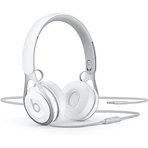 Beats Ep Wired On-Ear Headphones - Battery Free for Unlimited Listening, Built in Mic and Contr…