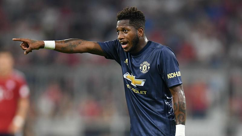 f02506f2d Man Utd apos s £52.5m Fred call backed by Tottenham duo Aurier   Lucas