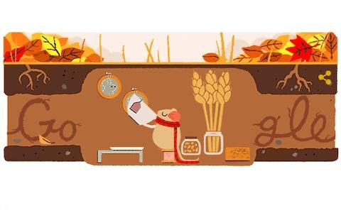 Today's Google Doodle