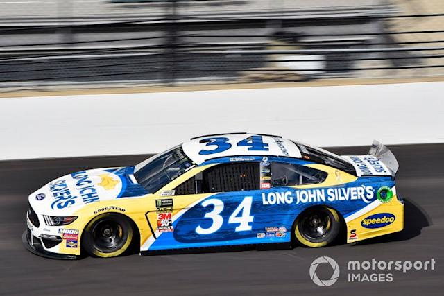"""28th: Michael McDowell, Front Row Motorsports - Must win <span class=""""copyright"""">Nigel Kinrade / NKP / LAT Images</span>"""