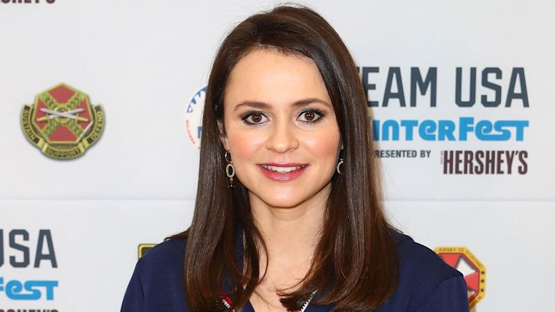 Sasha Cohen, Olympic Figure Skater, Announces She's Pregnant With First Child