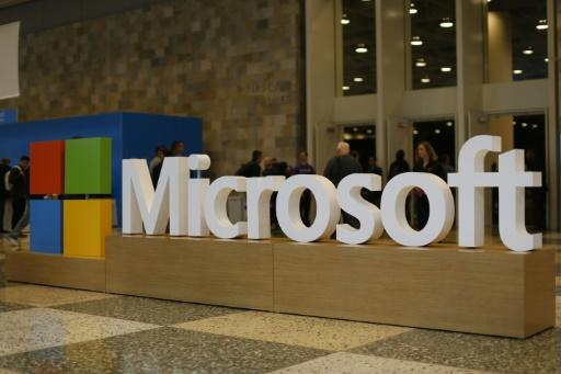Microsoft quarterly profit up 28 percent at $4.8 bn