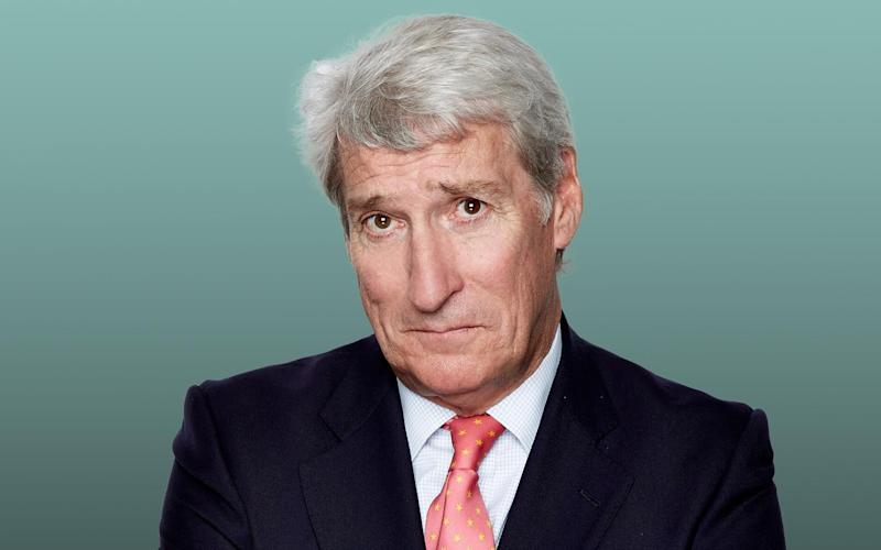 BBC presenter Jeremy Paxman has criticised the government's efforts to tackle litter and rubbish - Television Stills
