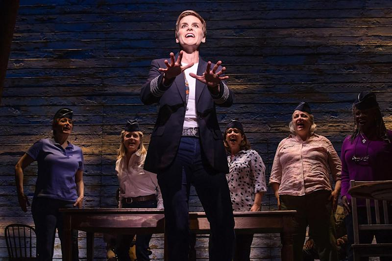 Broadway musical Come From Away to become a feature film