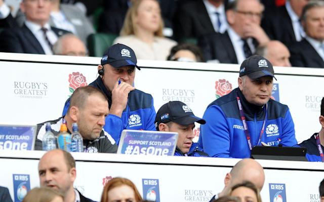 <span>There are tactical failings Vern Cotter has to address</span> <span>Credit: REX FEATURES </span>