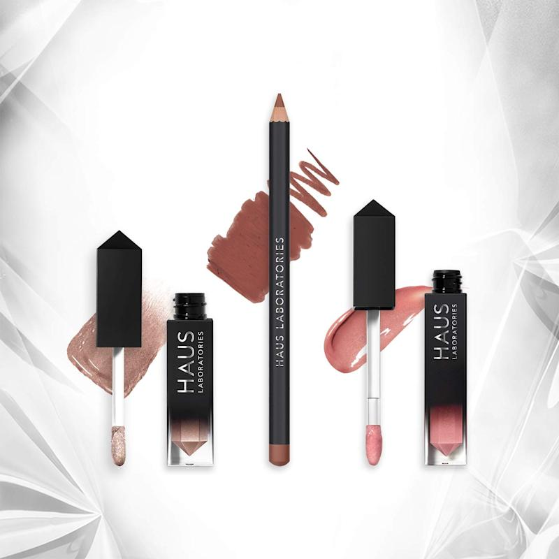 HAUS Laboratories Haus of Collections 3-Piece Set in Haus of Goddess. (Photo: Amazon)