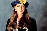 <p>For spunky Blossom, you've gotta pick up a floppy fabric hat, a fake flower to attach to it, some knee-length khaki shorts, and a chunky sweater.</p>