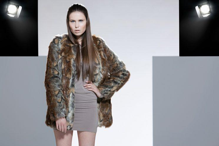 Should fur be banned from LFW? [Photo: Getty]