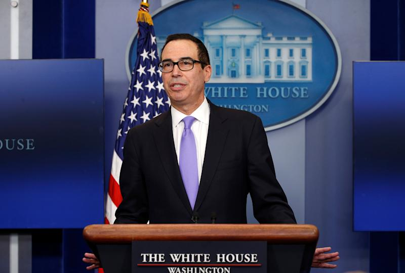 Mnuchin Threat to China Over North Korea Is Empty Because Beijing Owns America's Debt