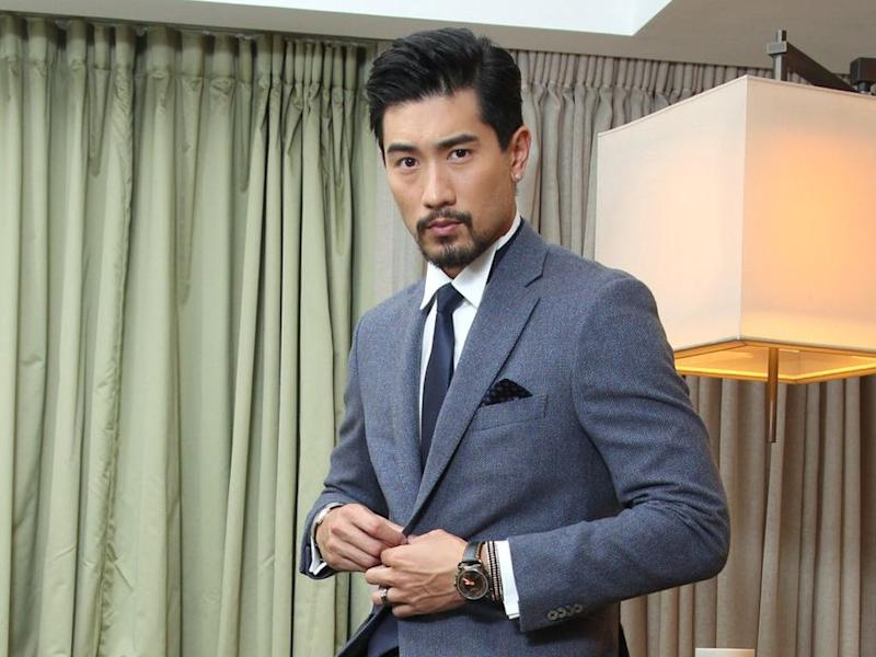 Model-actor Godfrey Gao dies on set