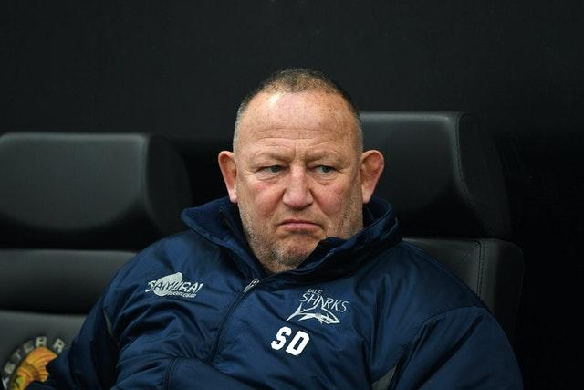 Steve Diamond's Sale are title contenders this season