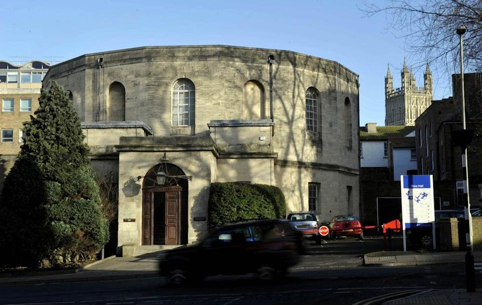 A general view of Gloucester Crown Court (PA) (PA Archive)
