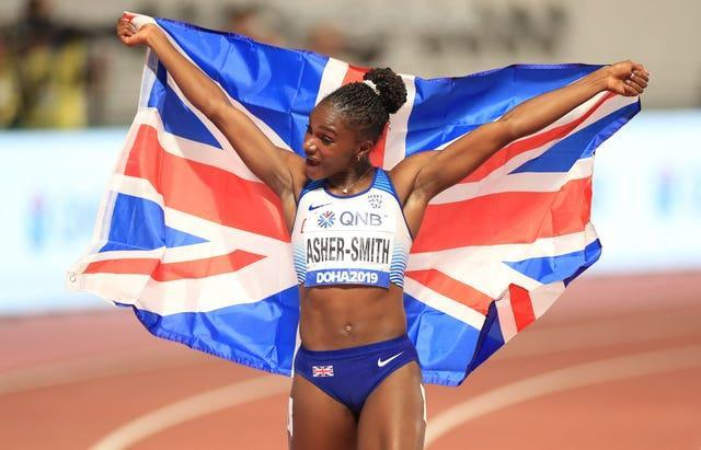 In 2019, Asher-Smith became the first British woman to win World Championships sprint gold