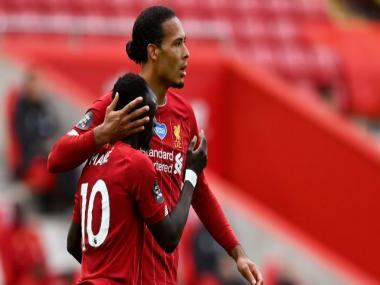 Premier League: Liverpool defender Virgil van Dijk to undergo surgery on right knee, could miss months of action