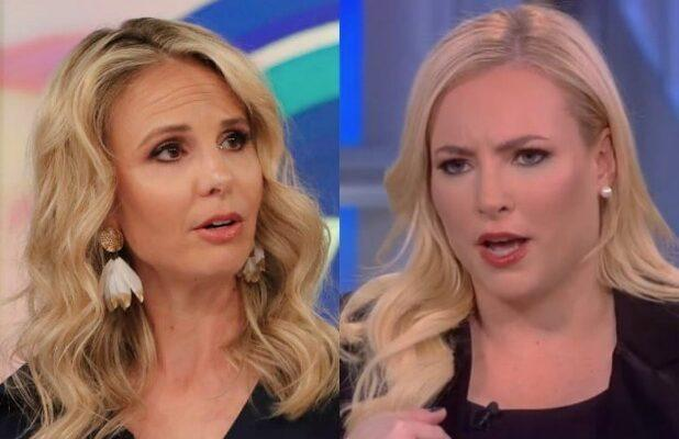 Elisabeth Hasselbeck Claps Back at Meghan McCain for Criticizing Her Coronavirus Comments: 'Get Your Quotes Right'