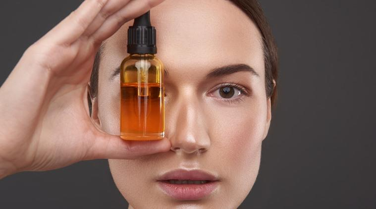 orange facial oils, facial oils, skincare, skincare tips, skincare routine, indian express