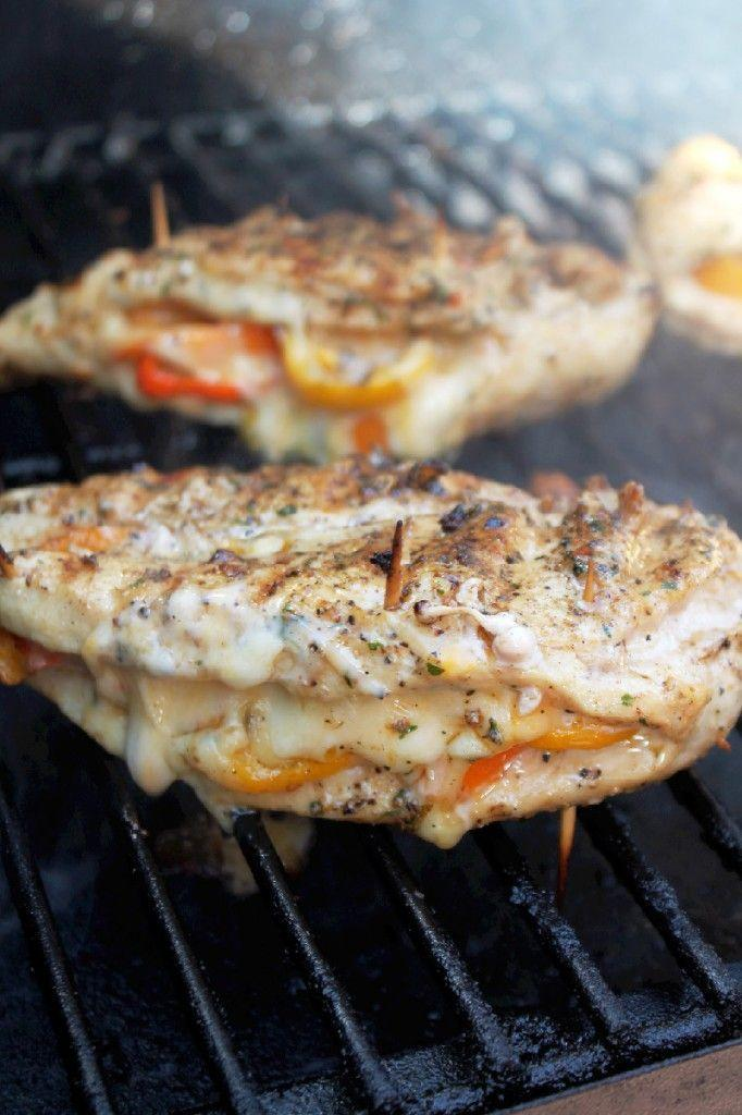 """<p>Hey hot stuff.</p><p>Get the recipe from <a href=""""http://creolecontessa.com/2015/05/grilled-chicken-stuffed-with-cheese-and-peppers/"""" rel=""""nofollow noopener"""" target=""""_blank"""" data-ylk=""""slk:Creole Contessa"""" class=""""link rapid-noclick-resp"""">Creole Contessa</a>.</p>"""