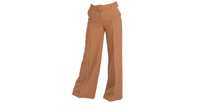 M-Wiesneck Smalla Belted Trousers Dune Beige
